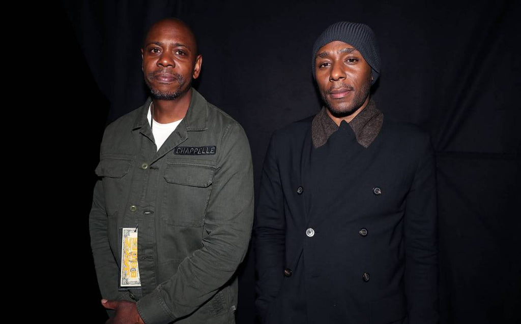 DAVE CHAPPELLE FINDS A WAY TO REUNITE BLACK STAR FOR A PROJECT