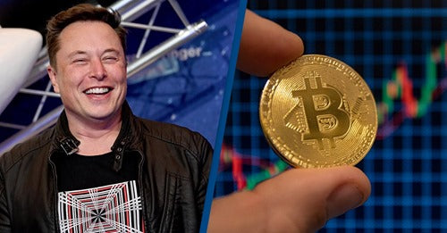 Elon Musk Changed His Twitter Bio To Bitcoin And Its Value Skyrocketed By Almost 20%