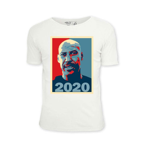 Lavar Ball for President - White Tee