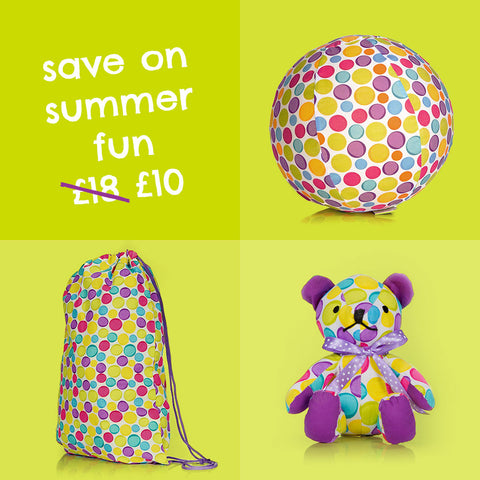 Summer Special - Bloon, Bag & Bear - Signature Brights