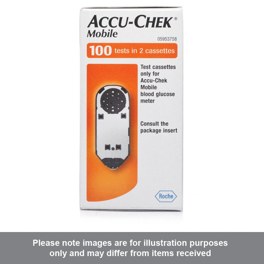 Accu-Chek Mobile Test Cassette - Pharmacy4Life