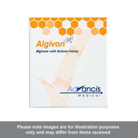 Algivon Manuka Honey Dressing 5cm x 5cm
