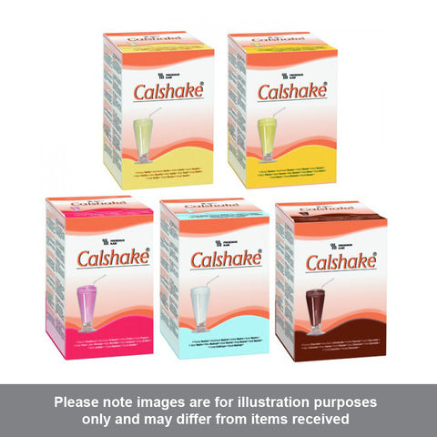 Calshake Neutral Flavour 87g Sachets Pack of 7 - Pharmacy4Life