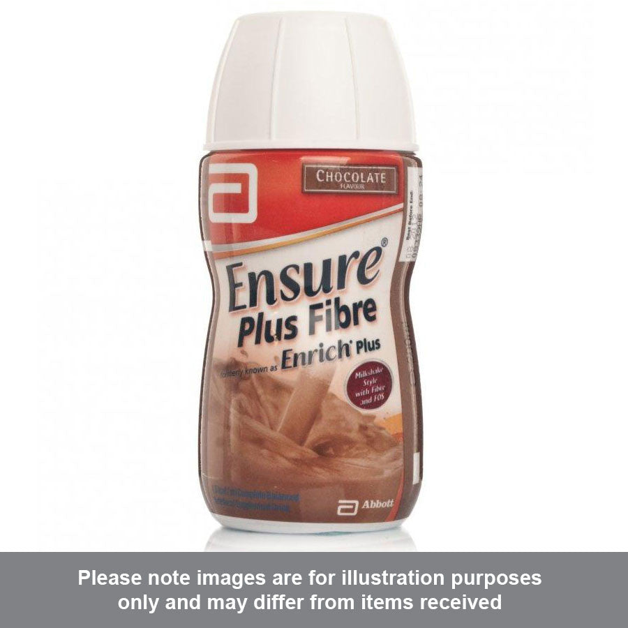 Ensure Plus Fibre Chocolate Flavour - Pharmacy4Life