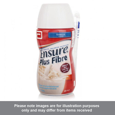 Ensure Plus Fibre Vanilla Flavour
