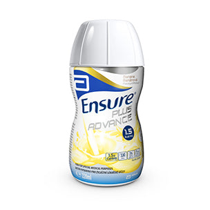 Ensure Plus Advance Banana Flavour 220ml Bottles - Pharmacy4Life