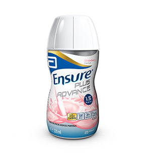 Ensure Plus Advance Strawberry Flavour 220ml Bottles