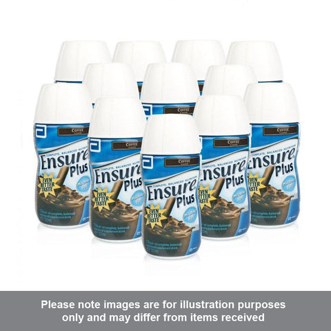 Ensure Plus Coffee Flavour Multipack