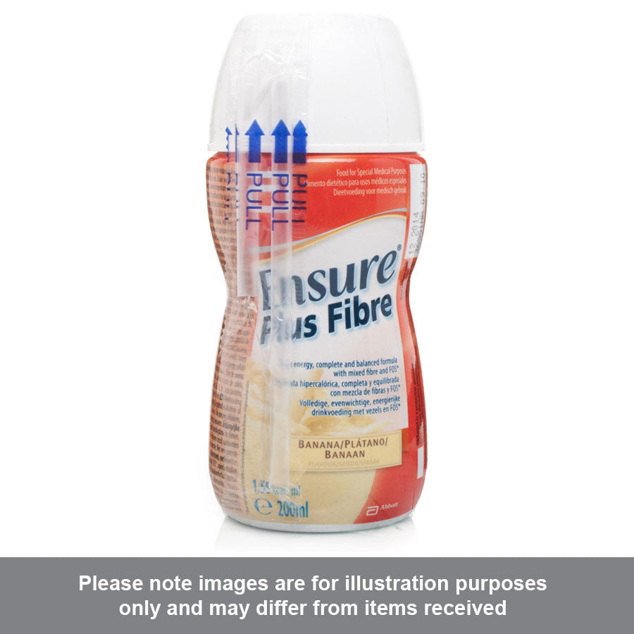 Ensure Plus Fibre Banana Flavour - Pharmacy4Life