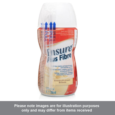 Ensure Plus Fibre Banana Flavour