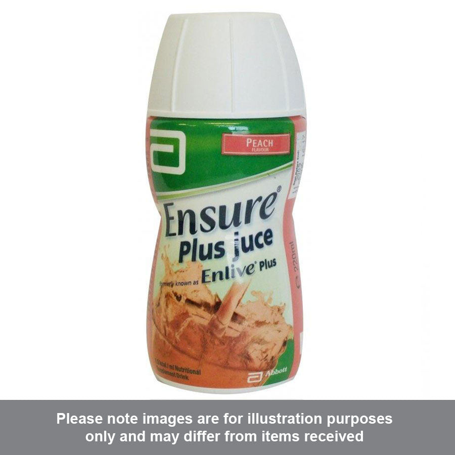 Ensure Plus Juce Peach Flavour - Pharmacy4Life