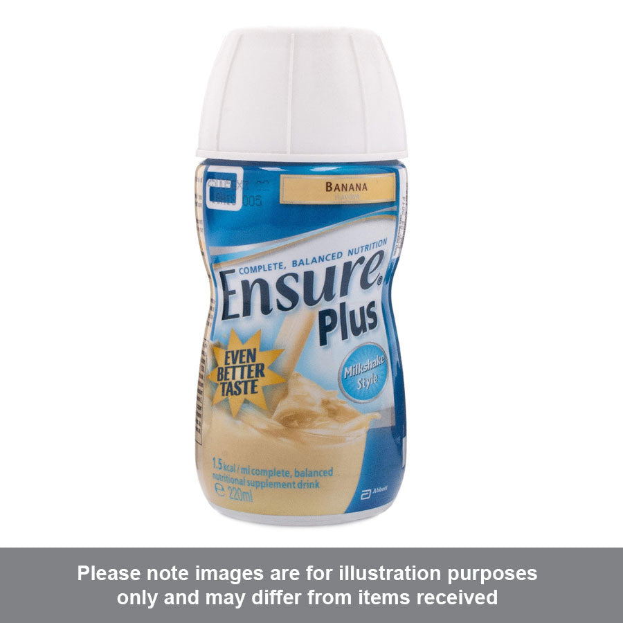 Ensure Plus Banana Flavour - Pharmacy4Life