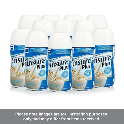 Ensure Plus Neutral Flavour Multipack