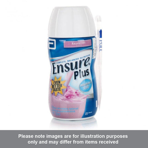 Ensure Plus Raspberry Flavour