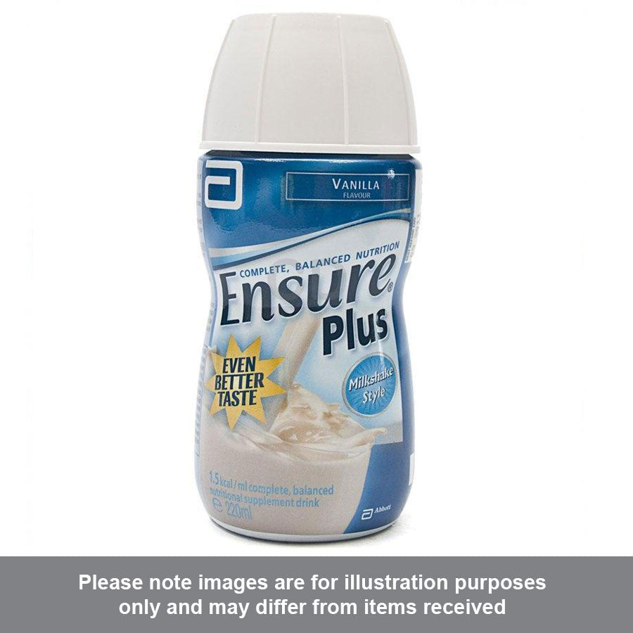Ensure Plus Vanilla Flavour - Pharmacy4Life