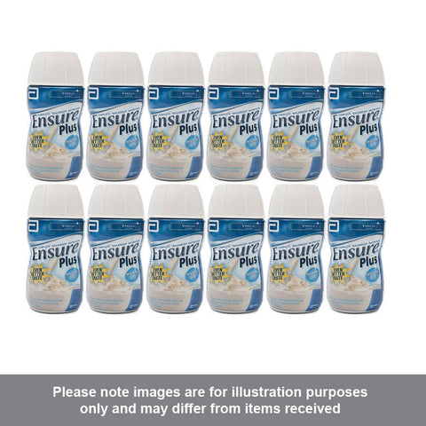 Ensure Plus Vanilla Flavour Multipack