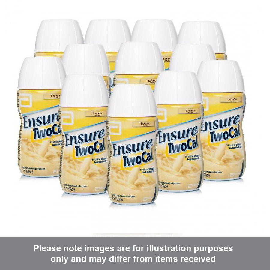 Ensure TwoCal Banana Flavour Multipack - Pharmacy4Life