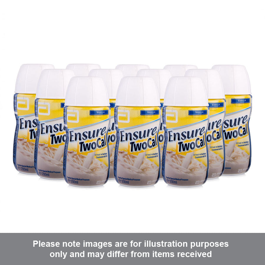 Ensure TwoCal Vanilla Flavour Multipack - Pharmacy4Life