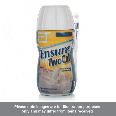 Ensure TwoCal Vanilla Flavour