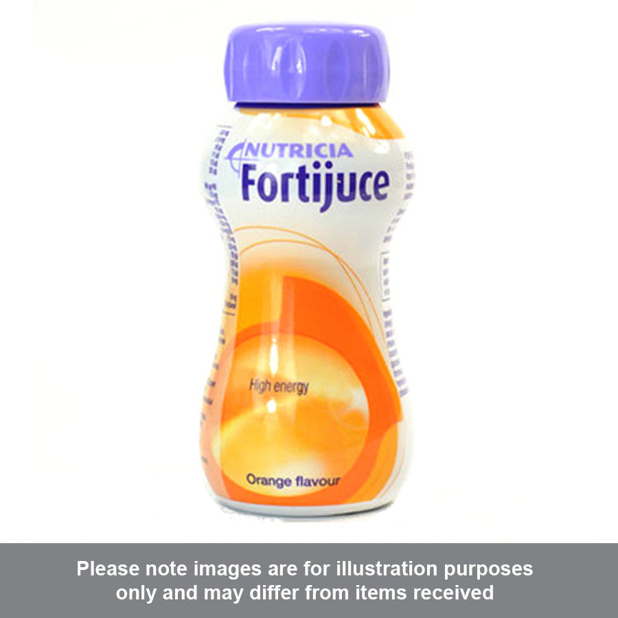 Fortijuce Orange Flavour 200ml - Pharmacy4Life