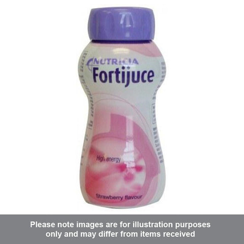Fortijuce Strawberry Flavour 200ml