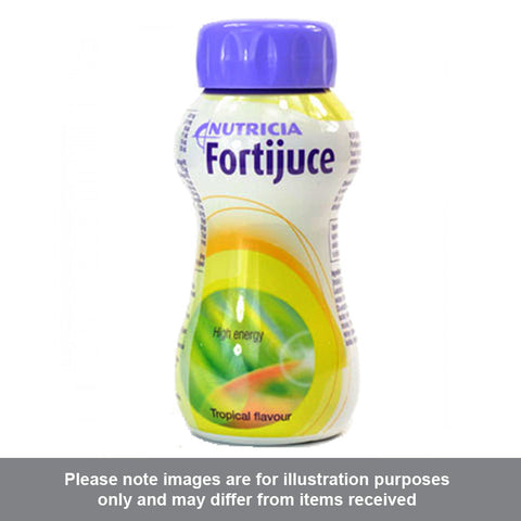 Fortijuce Tropical Flavour 200ml