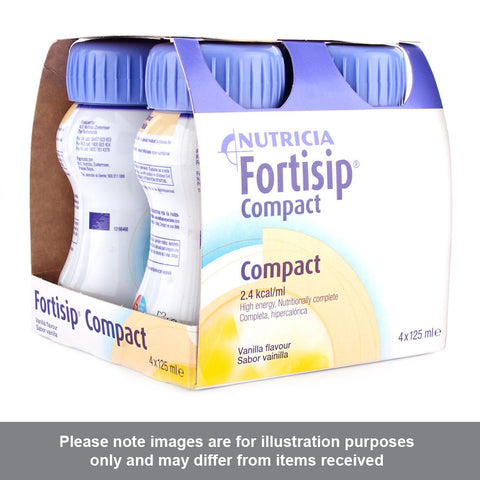 Fortisip Compact Vanilla Flavour