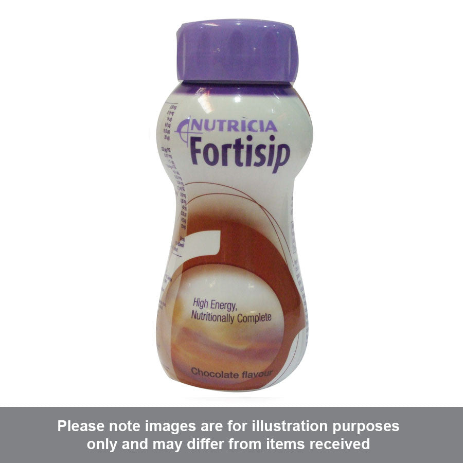 Fortisip Feeding Supplement Chocolate Flavour - Pharmacy4Life