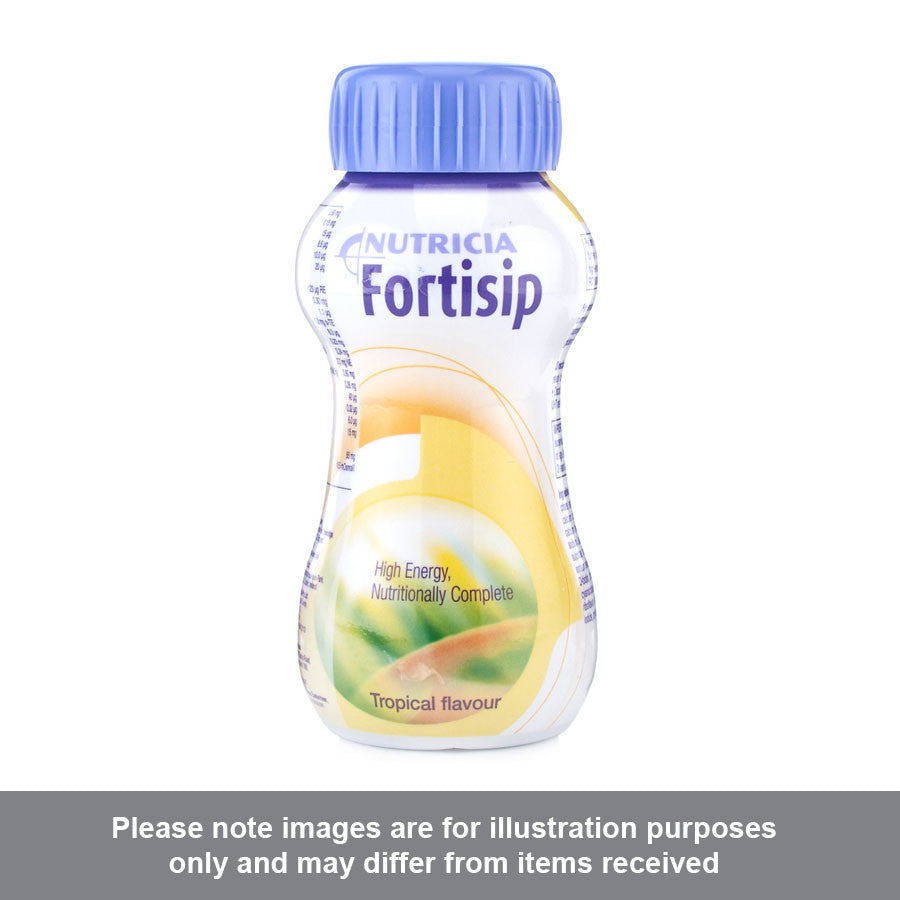 Fortisip Tropical Flavour - Pharmacy4Life