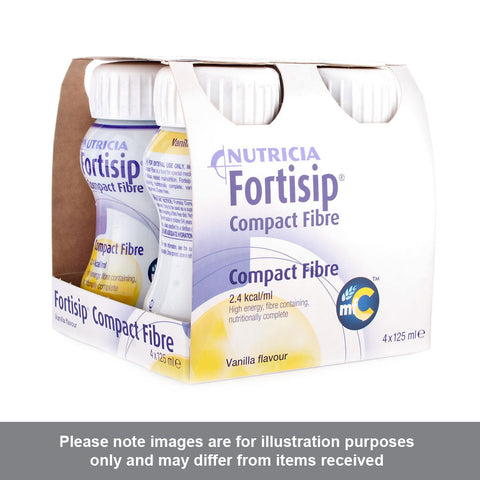 Fortisip Compact Fibre Vanilla Flavour