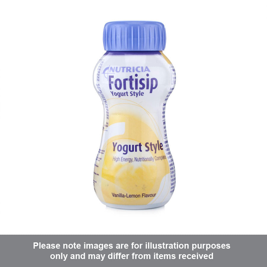 Fortisip Yogurt Style Vanilla and Lemon Flavour - Pharmacy4Life