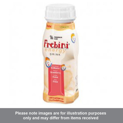 Frebini Energy Strawberry Flavour