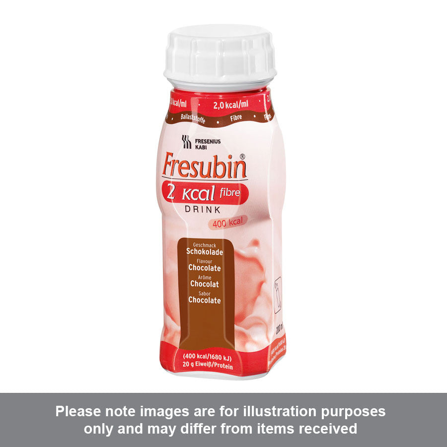 Fresubin 2 kcal Fibre Chocolate Flavour - Pharmacy4Life