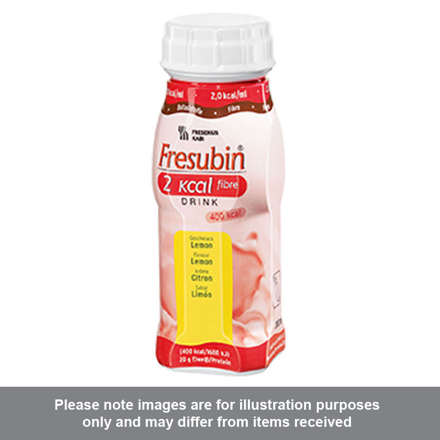 Fresubin 2 kcal Fibre Lemon Flavour - Pharmacy4Life