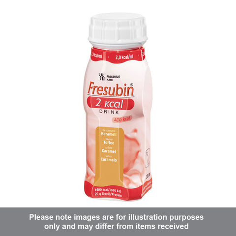 Fresubin 2 kcal Toffee Flavour