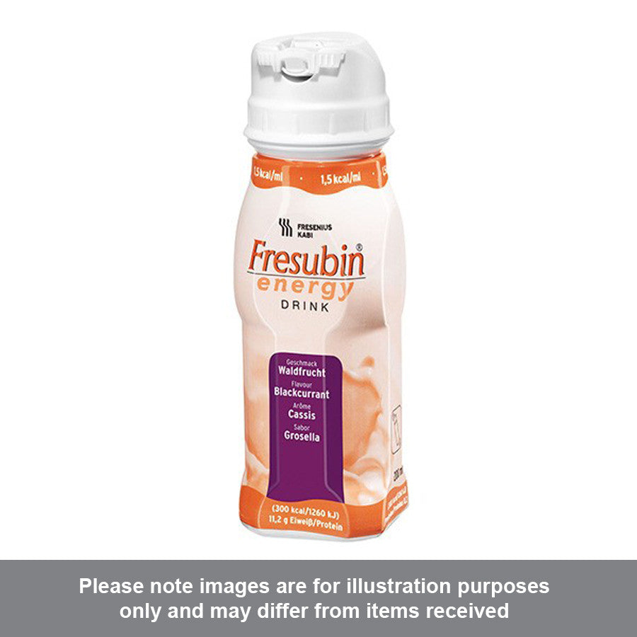 Fresubin Energy Blackcurrant Flavour - Pharmacy4Life