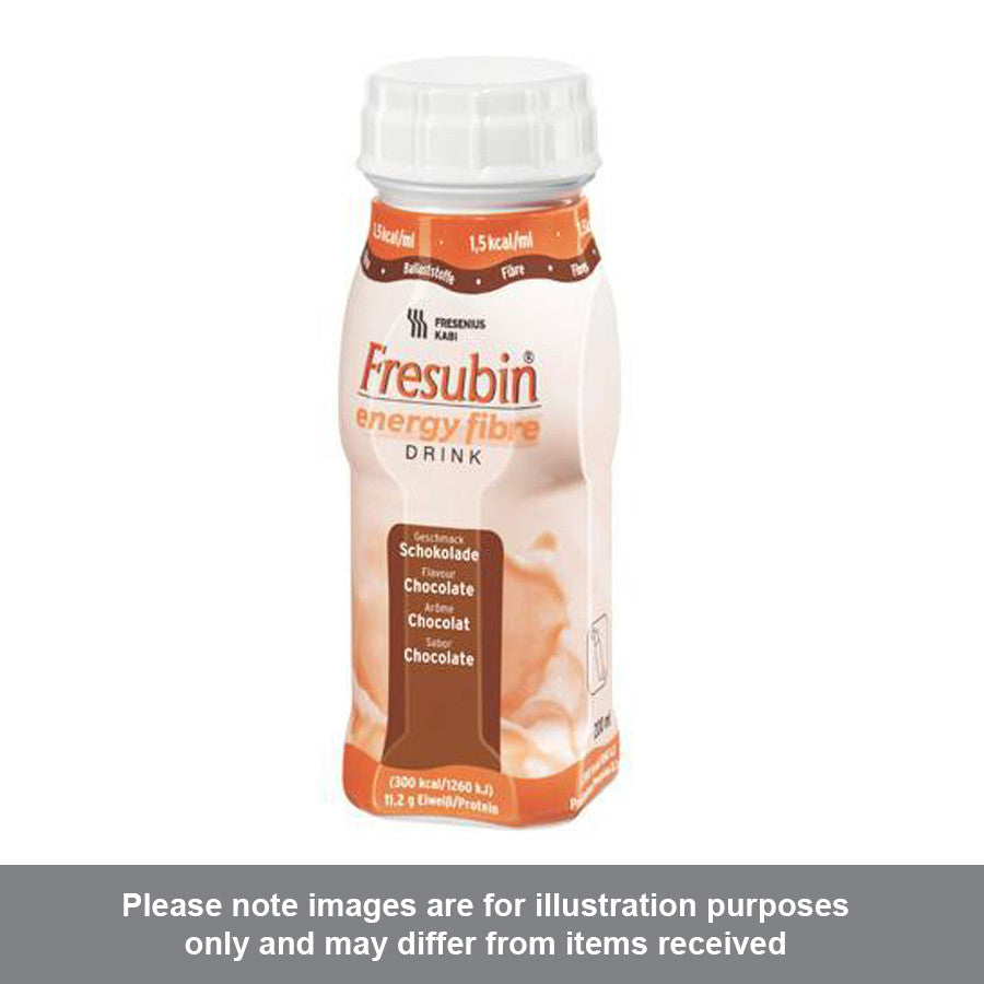 Fresubin Energy Fibre Chocolate Flavour - Pharmacy4Life