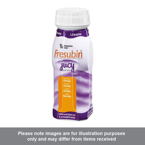 Fresubin Jucy Orange Flavour