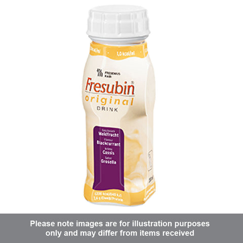 Fresubin Original Blackcurrant Flavour