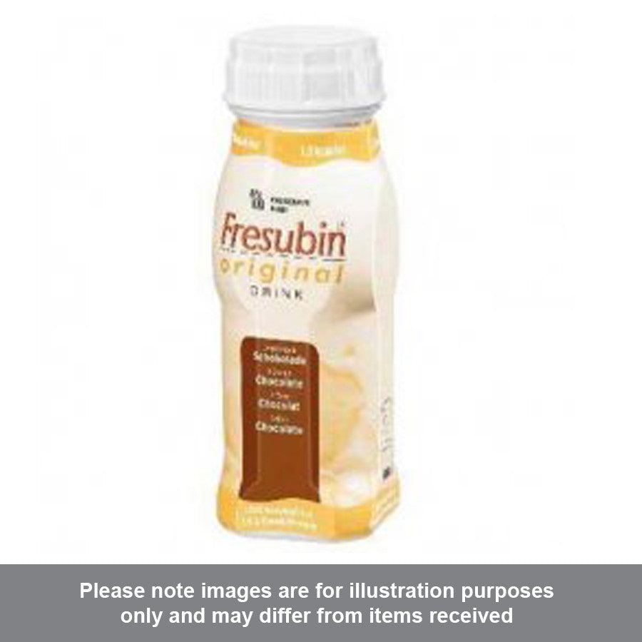 Fresubin Original Chocolate Flavour - Pharmacy4Life