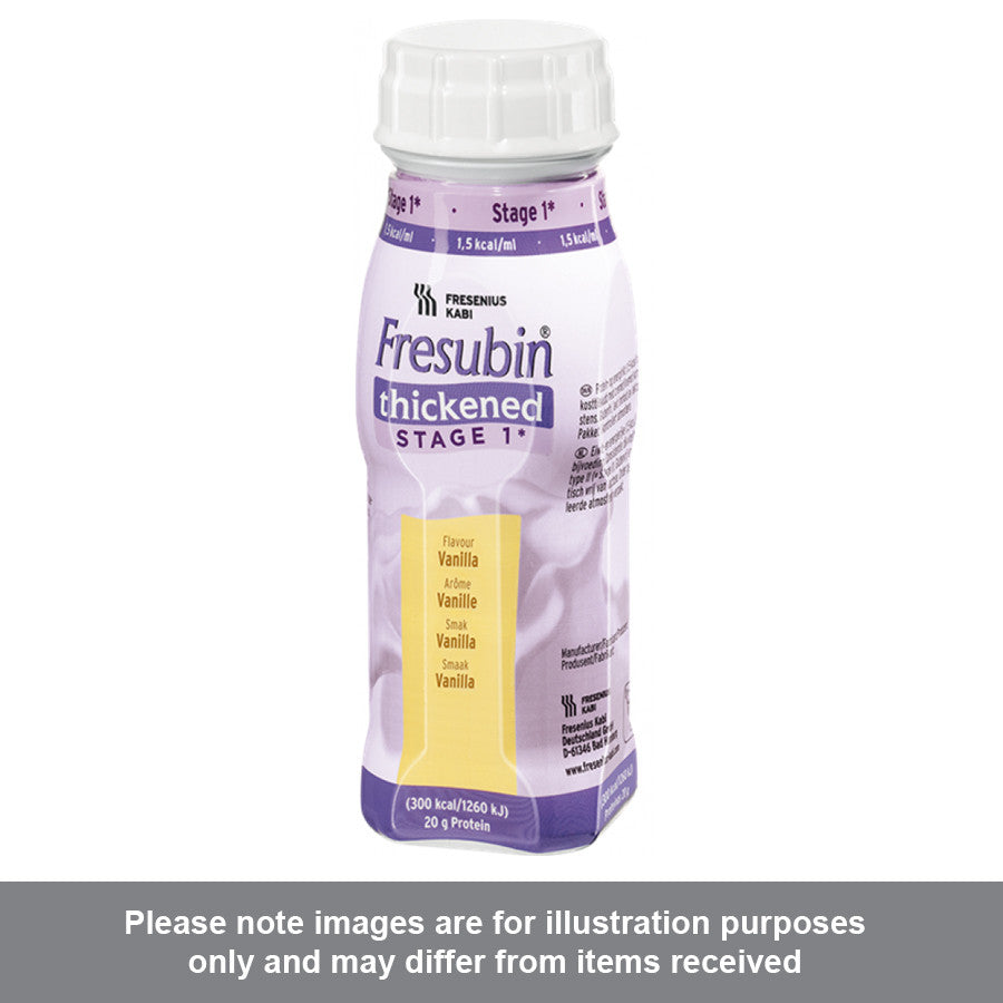 Fresubin Thickened Stage 1 Vanilla Flavour - Pharmacy4Life