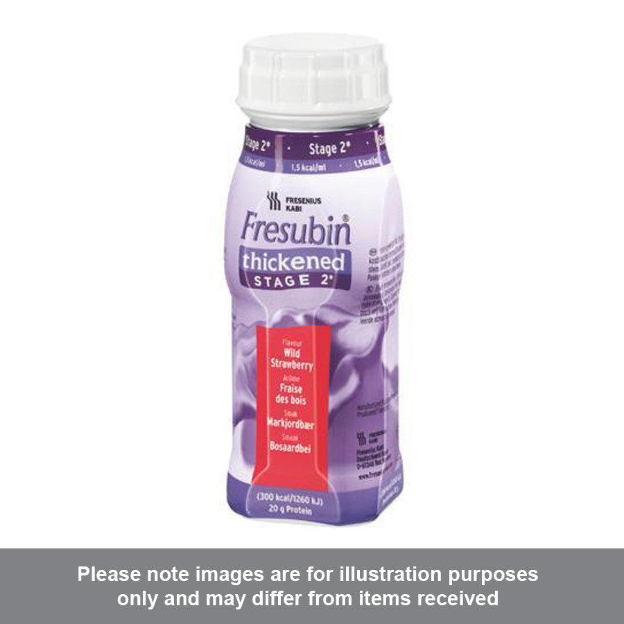 Fresubin Thickened Stage 2 Strawberry Flavour - Pharmacy4Life
