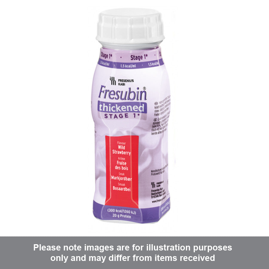 Fresubin Thickened Stage 1 Strawberry Flavour - Pharmacy4Life