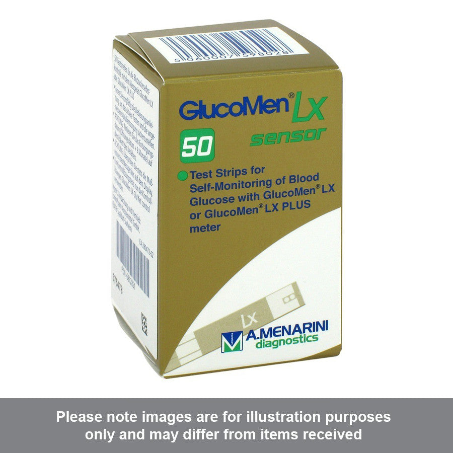 GlucoMen LX Sensor Test Strips - Pharmacy4Life