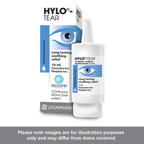 HYLO-Tear Eye Drops 10ml