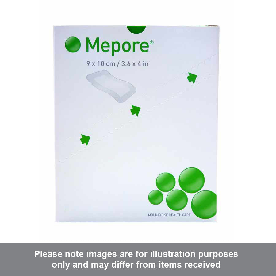 Mepore Low Exudate Dressing 9cm x 30cm Pack of 30 - Pharmacy4Life