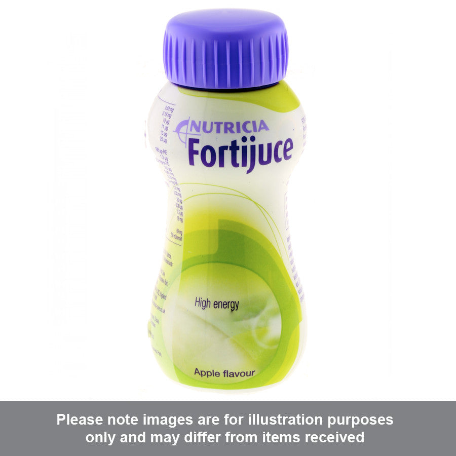 Fortijuce Apple Flavour 200ml - Pharmacy4Life