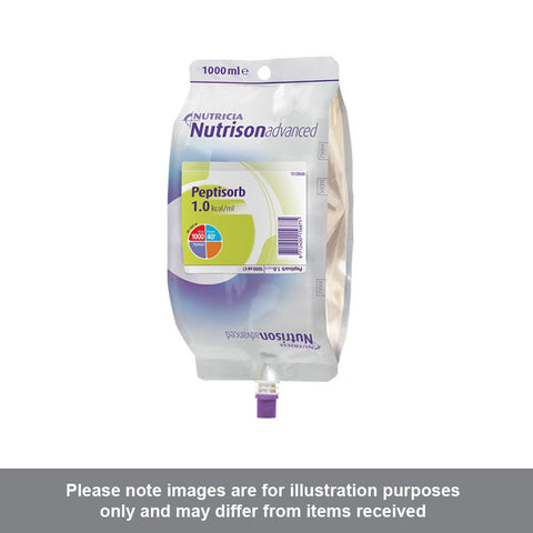 Nutrison Advanced Peptisorb 1Ltr Pack of 8