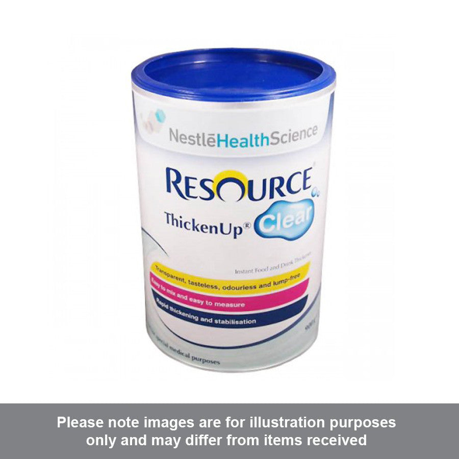 Resource ThickenUp Clear 125g Tin - Pharmacy4Life