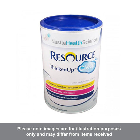 Resource ThickenUp Clear 125g Tin